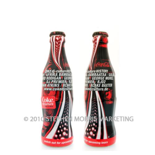 Coca-Cola Bottle 2005. Product Code D100-0