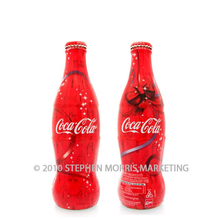 Coca Cola Christmas Bottle.Coca Cola Bottle 2007 Product Code K22