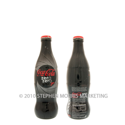 Coca-Cola Zero Bottle 2008. Product Code K31-0
