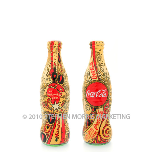 Coca-Cola Bottle. Product Code R1-0
