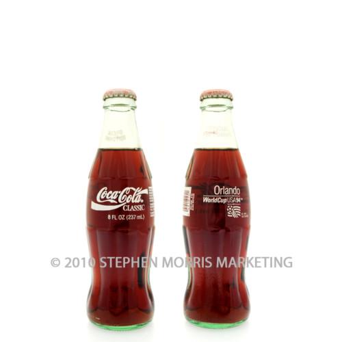 Coca-Cola Bottle 1994. Product Code A214-0