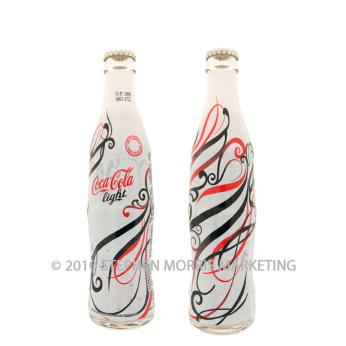Coca-Cola Bottle 2006. Product Code SLV100-0