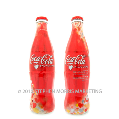 Coca-Cola Bottle 2003. Product Code IR102-0