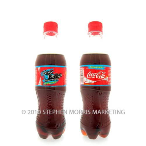Coca-Cola Bottle. Product Code IR103-0