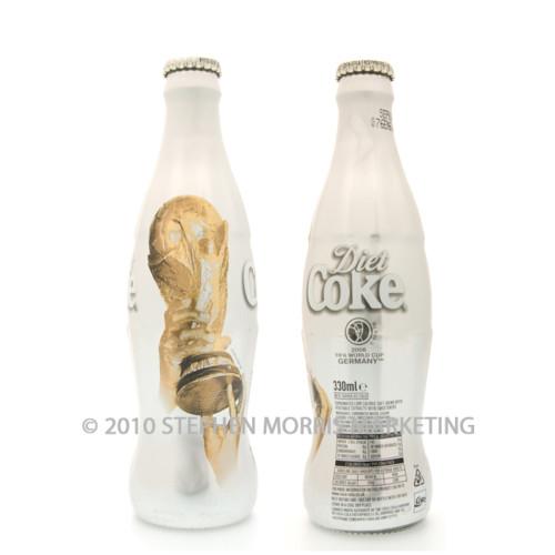 Coca-Cola Diet Bottle 2006. Product Code K8-0