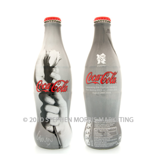 Coca-Cola Bottle 2008. Product Code K30-0