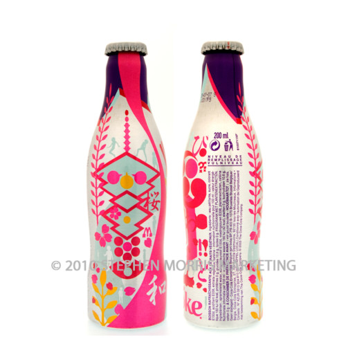Coca-Cola Bottle 2006. Product Code B18-0