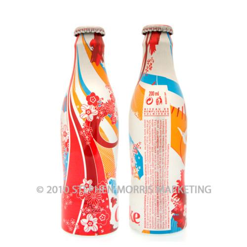 Coca-Cola Bottle 2006. Product Code B21-0