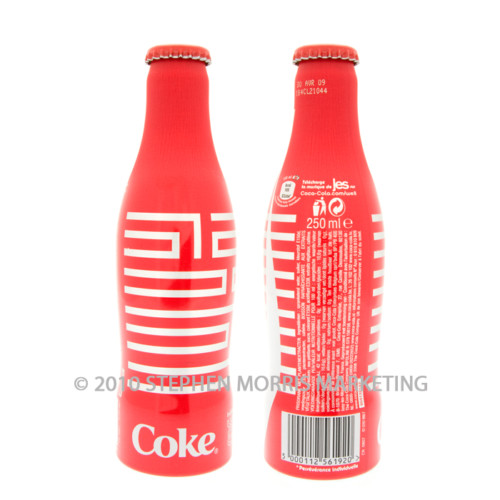 Coca-Cola Light 2008. Product Code B22-0