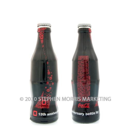 Coca-Cola Bottle 2004. Product Code B100-0