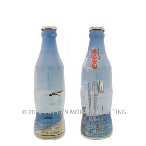 Coca-Cola Light Bottle 2006. Product Code D1A-0