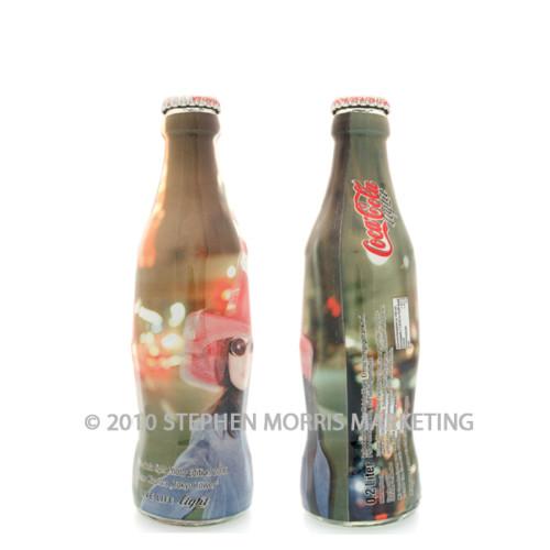 Coca-Cola Light Bottle 2006. Product Code D1B-0