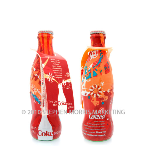 Coca-Cola Bottle 2006. Product Code R2-0