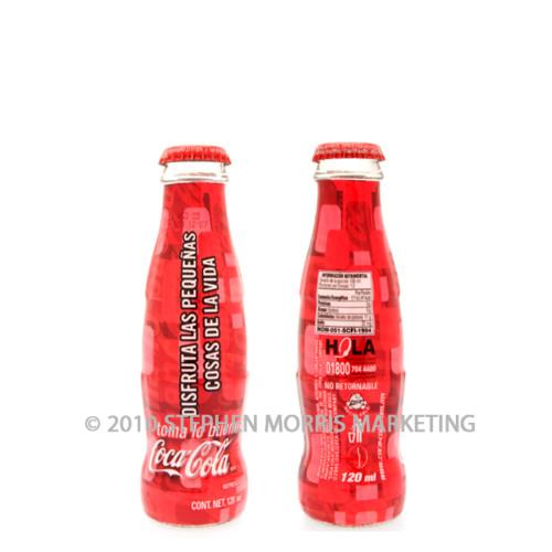 Coca-Cola Bottle 2005. Product Code MX101-0
