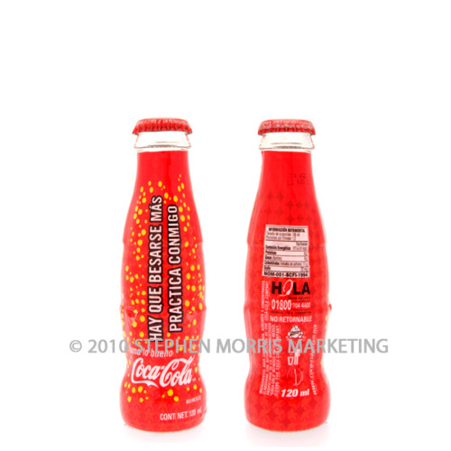 Coca-Cola Bottle 2005. Product Code MX102-0