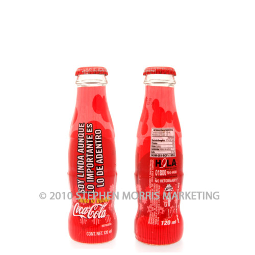 Coca-Cola Bottle 2005. Product Code MX103-0
