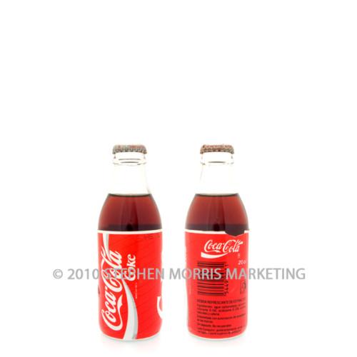Coca-Cola Bottle 1991. Product Code V100-0