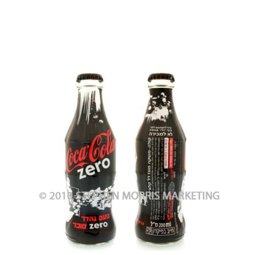 Coca-Cola Zero 2008. Product Code IR100-0