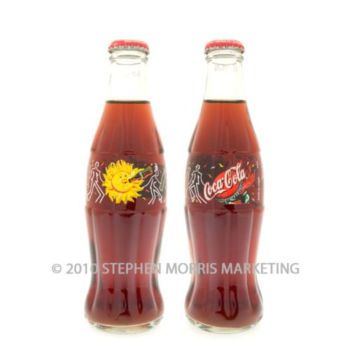 Coca-Cola Zero Bottle. Product Code F102-0