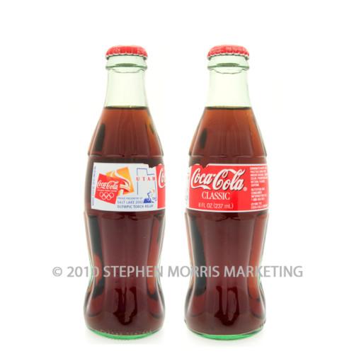 Coca-Cola Classic 2002. Product Code A279-0