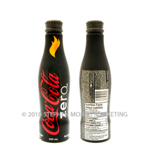 Coca-Cola Bottle 2010. Product Code CN2-0