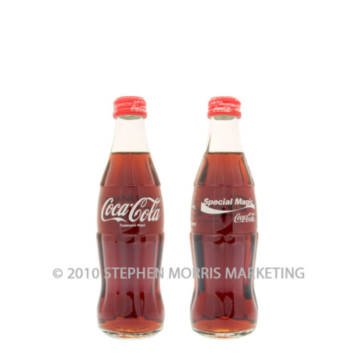 Coca-Cola Bottle. Product Code J100-0