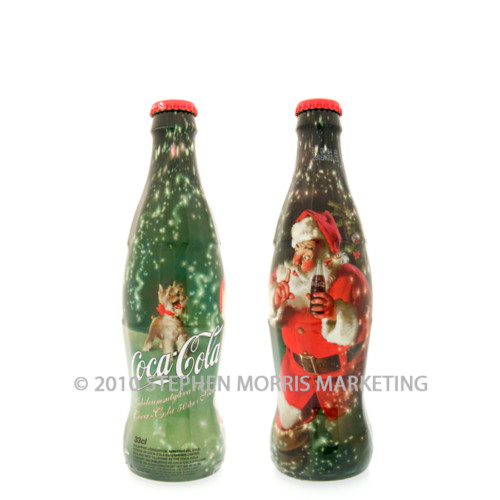 Coca-Cola Bottle 2003. Product Code SD103-0