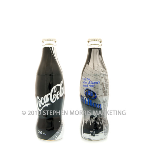 Coca-Cola Bottle 2003. Product Code H1-0