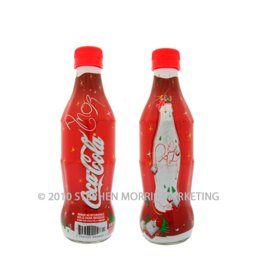 Coca-Cola Bottle 2005. Product Code COL101-0