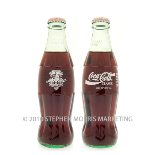 Coca-Cola Classic Bottle. Product Code A275-0