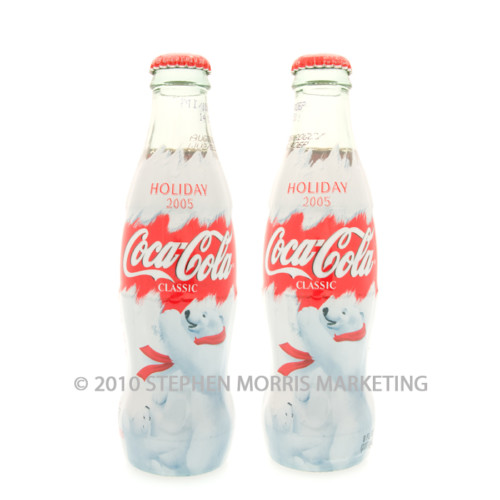 Coca-Cola Bottle 2005. Product Code A12-0