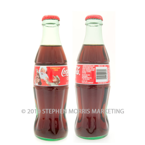 Coca-Cola Classic Bottle 1999. Product Code A342-0