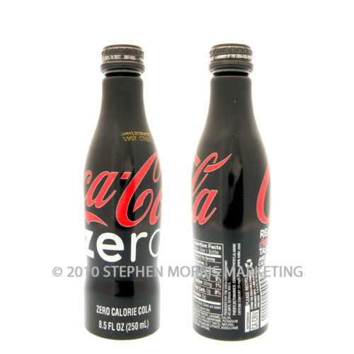 Coca Cola Zero 2009. Product Code A50-0