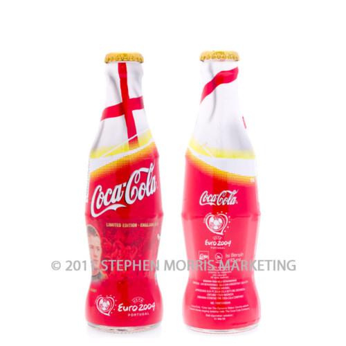 Coca-Cola Bottle 2004. Product Code IN5-0