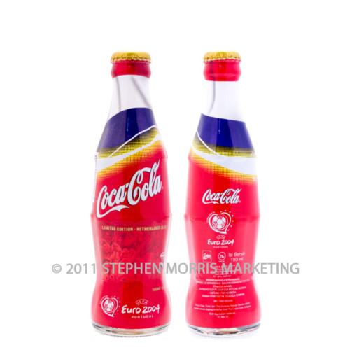 Coca-Cola Bottle 2004. Product Code IN3-0