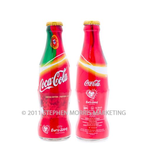 Coca-Cola Bottle 2004. Product Code IN4-0