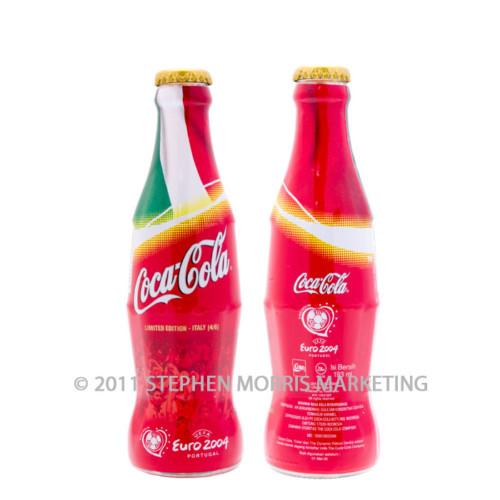 Coca-Cola Bottle 2004. Product Code IN6-0
