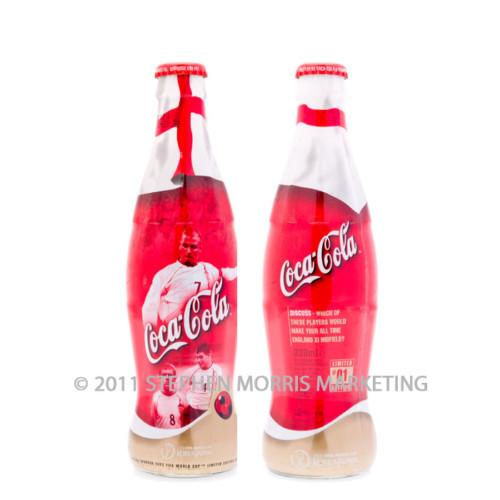Coca-Cola Bottle 2002. Product Code U3C-0