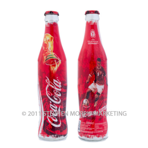 Coca-Cola Bottle 2006. Product Code X100-0