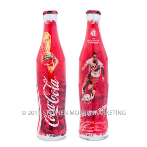 Coca-Cola Bottle 2006. Product Code X101-0