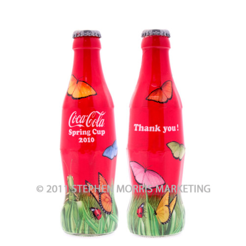 Coca-Cola Bottle.2010. Product Code B30-0