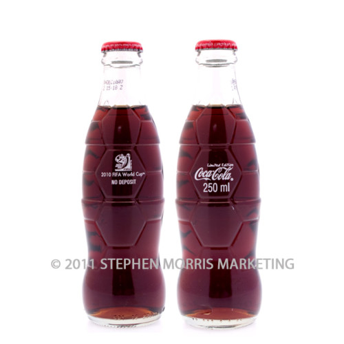 Coca-Cola Bottle 2010. Product Code R2-0