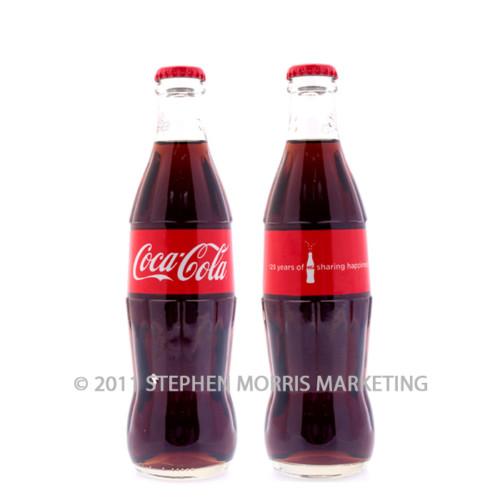 Coca-Cola Bottle 2011. Product Code B31-0