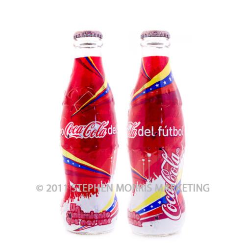 Coca Cola Bottle 2007. Product Code VE1-0