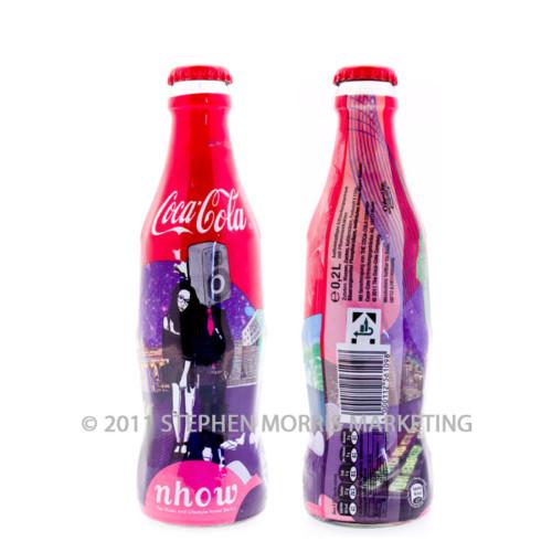 Coca-Cola Bottle 2011. Product Code D15-0