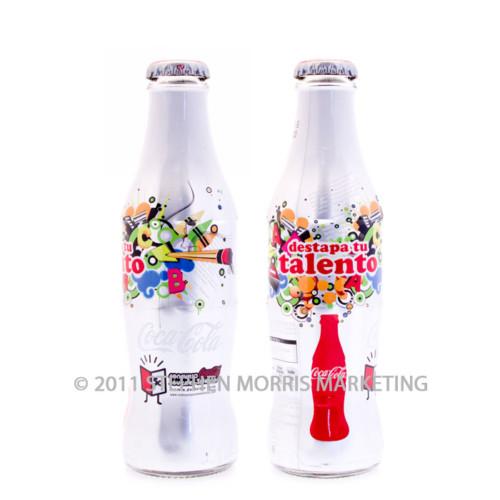 Coca-Cola Bottle 2009. Product Code V4-0