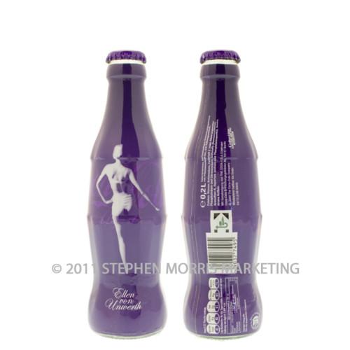 Coca-Cola Bottle 2009. Product Code D13-0
