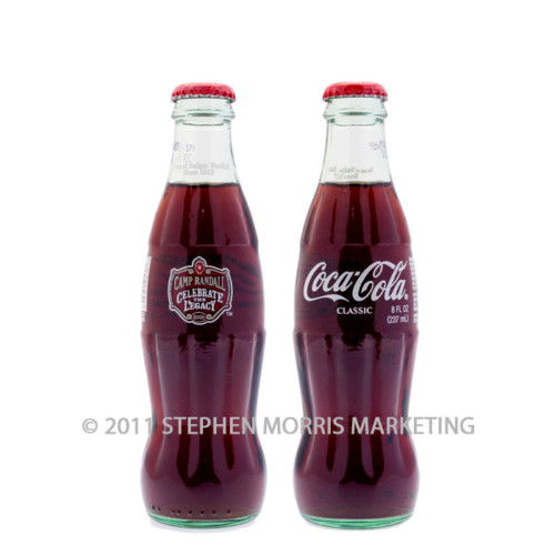 Coca-Cola Classic Bottle. Product Code A81-0