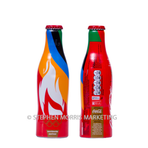 2012 Olympic Torch Relay. Product Code CCC-0014-0