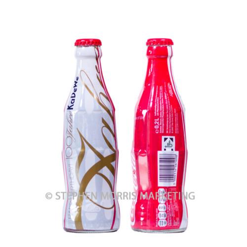 German KaDeWe 100years anniversary bottle. Product Code CCC-0027-0